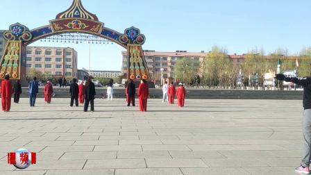 金雕飞起的乌兰察布《往日时光》