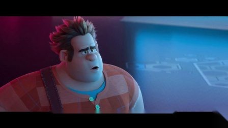 作品【总捅达人评论】迪士尼的网络狂欢:重返《无敌破坏王2大闹互联网》(3)