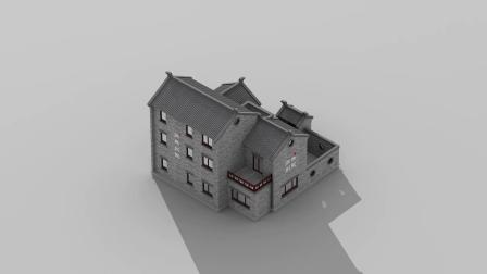 二层半小别墅设计图推荐,空间分布合理