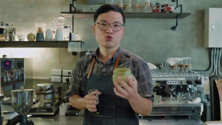 咖啡店的炎炎夏日 好喝的冰熱抹茶 輕鬆製作好喝的抹茶拿鐵