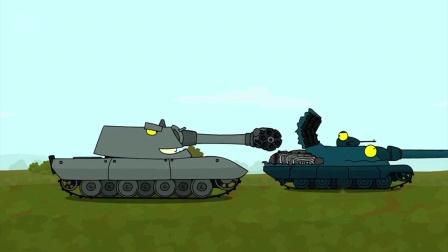 坦克吃鸡大作战—偷窃团伙,给自己提升火力的大反派