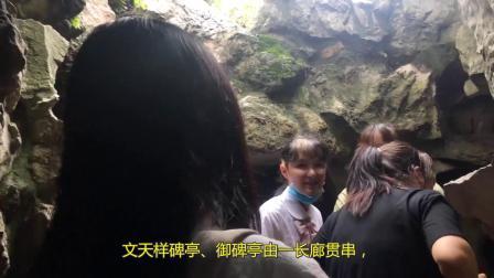 「原创」姑苏行之十:狮子林里太湖石意奇趣异鬼斧天工,中国园林的假山王国