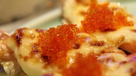 沙拉酱烤大虾