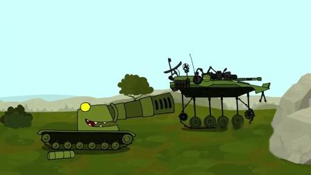 坦克吃鸡大作战—嘻嘻哈哈的小坦克,我看你还往哪儿躲