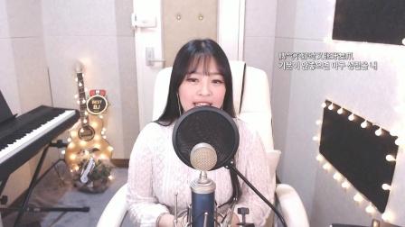 韩国主播唱喵喵喵,唱的这么好-