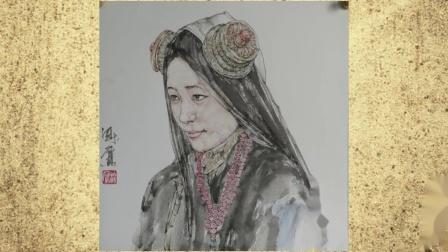 石家庄市群众艺术馆线上美术培训(二)