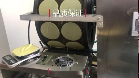 全自动千层蛋糕机 双排千层蛋皮机 千层饼机