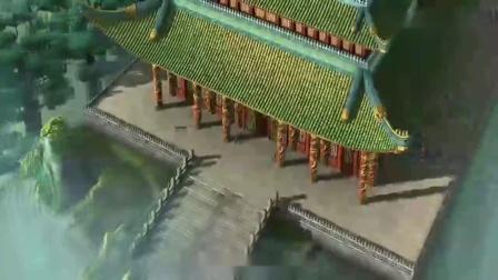 功夫熊猫1:面条馆大有历史,祖传三代,还是白嫖来的面条馆!