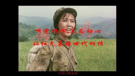 歌唱大别山(电影《挺进中原》插曲)
