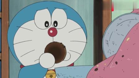 哆啦A梦:妈妈给哆啦A梦做了铜锣烧,味道不怎么样,心意满满,所以还是很感动