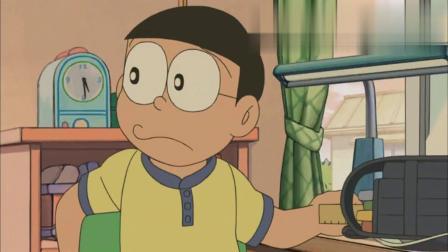 哆啦梦大雄只是肚子叫了一声,哆啦梦的铜锣烧瞬间被抢走