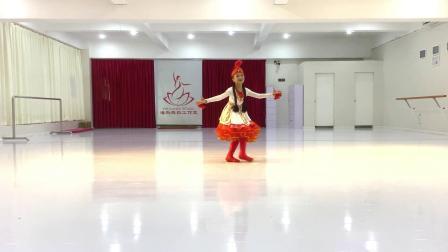 潘斯舞蹈工作室 哈萨克族《黑走马》
