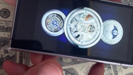 新款三星优思W2019翻盖手机介绍