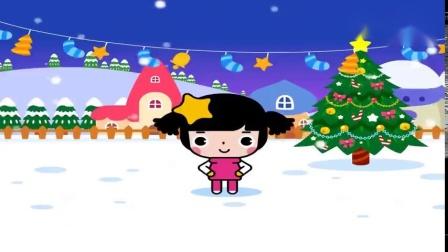 碰碰狐儿歌:圣诞节到了,小朋友送上祝福语,大家圣诞快乐呀