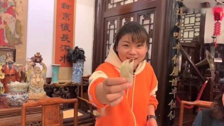 来北京到哪吃正宗烤鸭?当然是天安门广场对面50米,全聚德烤鸭店_高清
