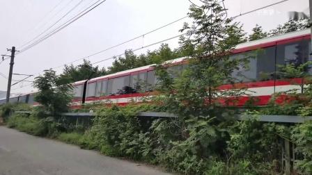 【首发】南京地铁2号线西延线首列增购车浦镇试车+VVVF启动音
