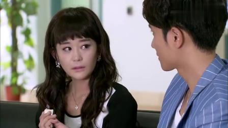 因为爱情有晴天:文馨跟南迪相认,第一次感受到温暖,感动的哭了