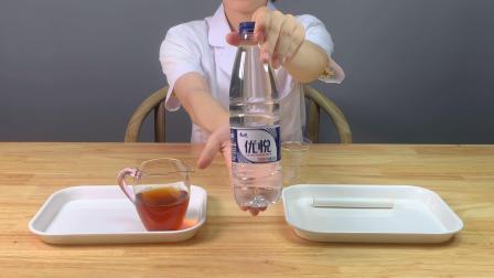安化黑茶的导电实验证明,黑茶茶汤中富含各种矿物元素?