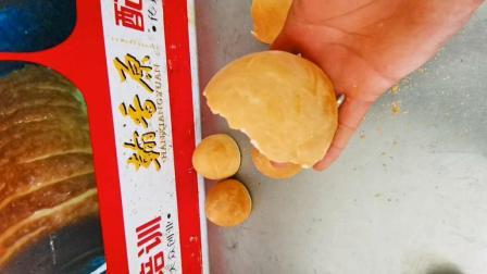 俄式烤馒头的做法,配方扎实,工艺清晰