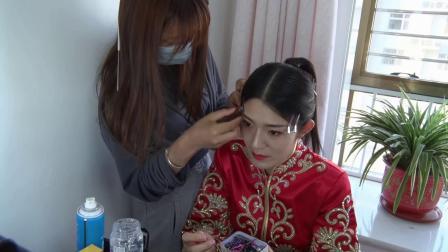 张天宇李青婚礼录像 小强爱摄影录制