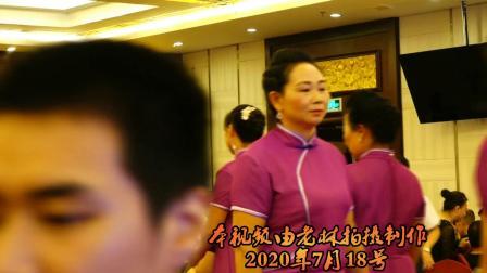 崇仁县旗袍协会成立一周年晚会--T台秀
