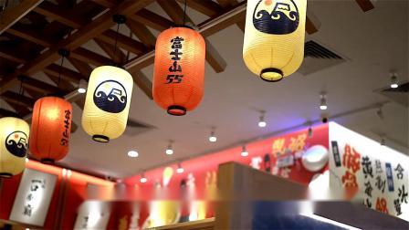 山东吾诺日式餐饮培训老师,泽龙一郎和岩田中幸先生在海外开的连锁店
