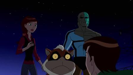 小班变成外星英雄,竟然主动跳进了怪物嘴里,这是想干啥呀