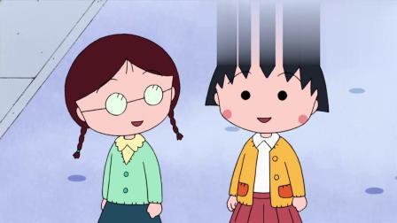 樱桃小丸子小丸子想到京子的歌声,会让人身临其境,很美好