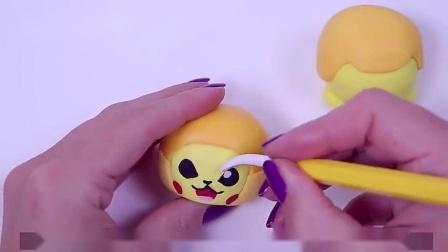 萌萌哒皮卡丘翻糖蛋糕做法来了,差点就当成玩具拿着玩了