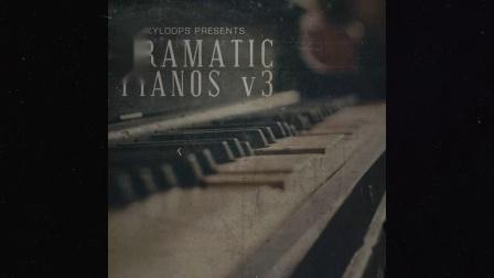 音乐-65首舒缓优雅浪漫抒情甜蜜时光电影氛围纯音乐钢琴曲 Freaky Loops – Dramatic Pianos Vol 1+2+3