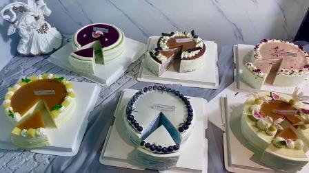 赣州西点蛋糕培训教你草莓千层派的做法_赣州熳奇西点烘焙学校