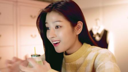 一口就开心~宾格瑞香蕉牛奶!(韩语90s 宠物篇)