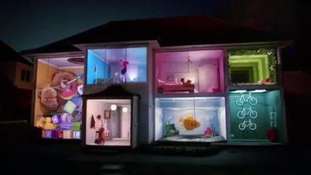 广东全息投影房子裸眼3D投影