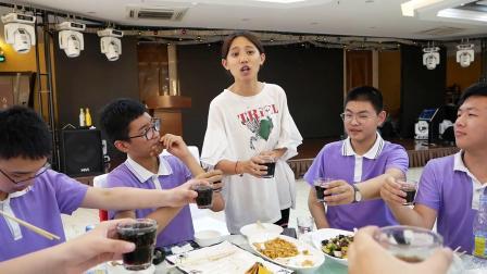 宽甸满族自治县第一初中2020毕业典礼6