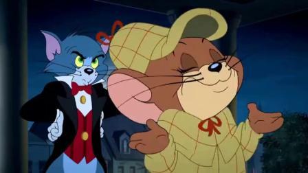 猫和老鼠:四川方言版风车车和假老练
