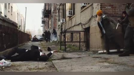 突如其来的变故,美国城市陷入危机,街上全是持枪暴徒