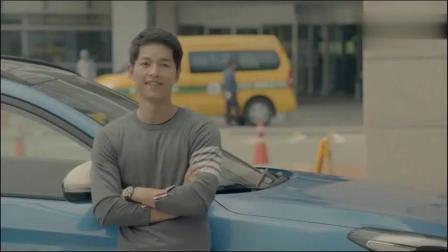 太阳的后裔:宋仲基宋慧乔撒糖系列,经典又甜蜜.