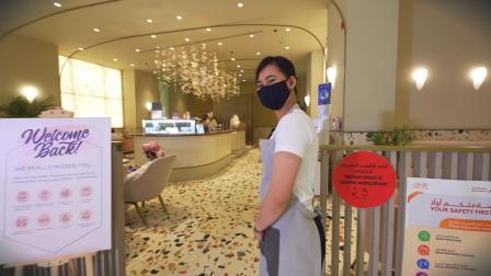 迪拜商场重新开门迎客!