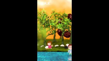 姚太太枣类瀑布创意广告