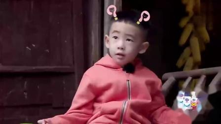 爸爸去哪儿:陈小春终于可以有女儿小泡芙了,看把他给美的