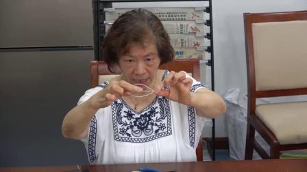 手工艺制作——丝网花:玉兰花