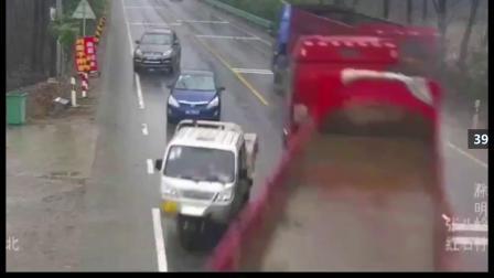 2020年7月24日左右国内交通事故视频合辑