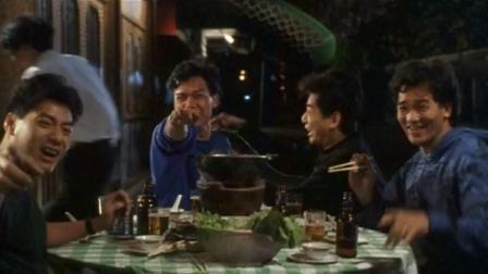 伙头福星功夫厨师跑到外国去发展,京剧烤大虾,老外非常满意