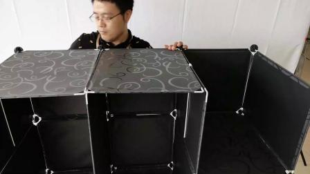 膜片-衣柜安装视频