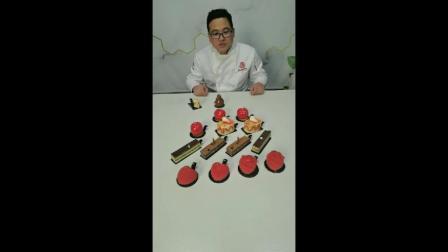 五星级酒店总监来杜仁杰实战烘焙学西点师蛋糕培训