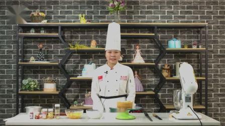 西点村烘焙课堂【祝寿蛋糕】