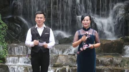 00宝峰湖山水舞台旗袍秀