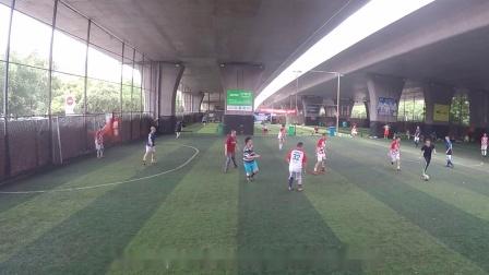 87联盟足球俱乐部比赛集锦-2020072502