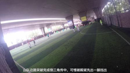 87联盟足球俱乐部比赛集锦-2020072503
