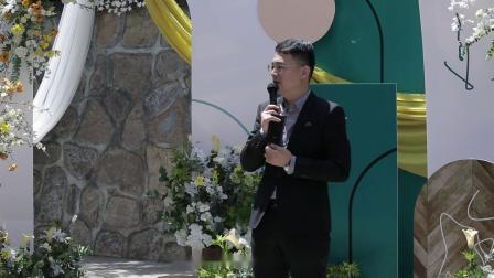 婚礼主持、婚礼司仪-刘洋最新视频